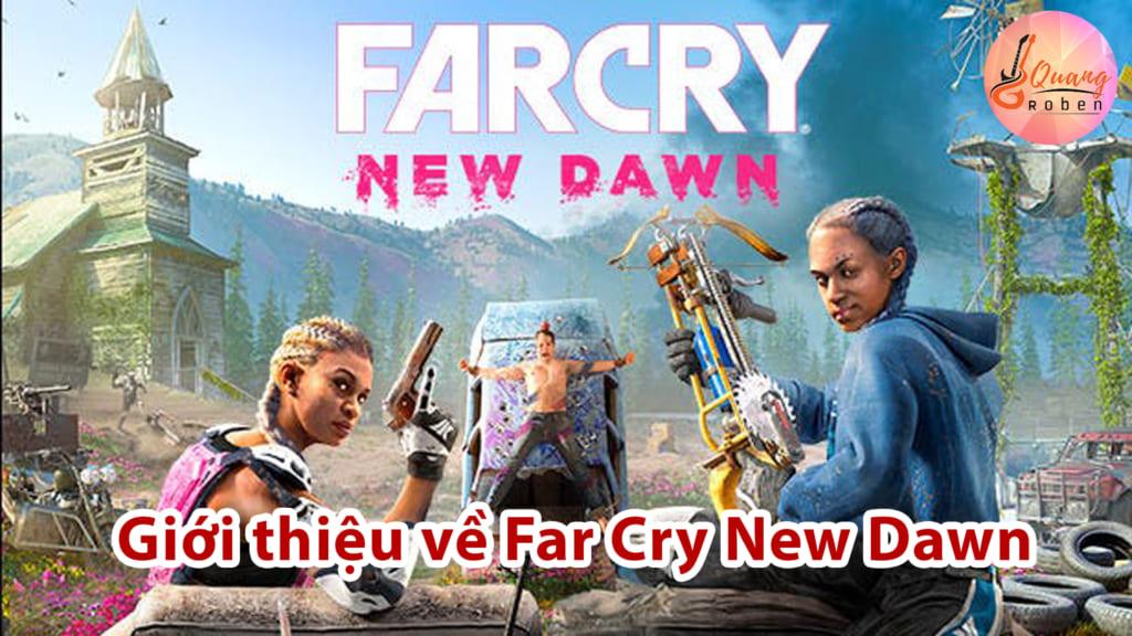 Giới thiệu về Far Cry New Dawn , một tựa game hành động đã có bản hack mới nhất 2020 . Full crack trên PC cực hót