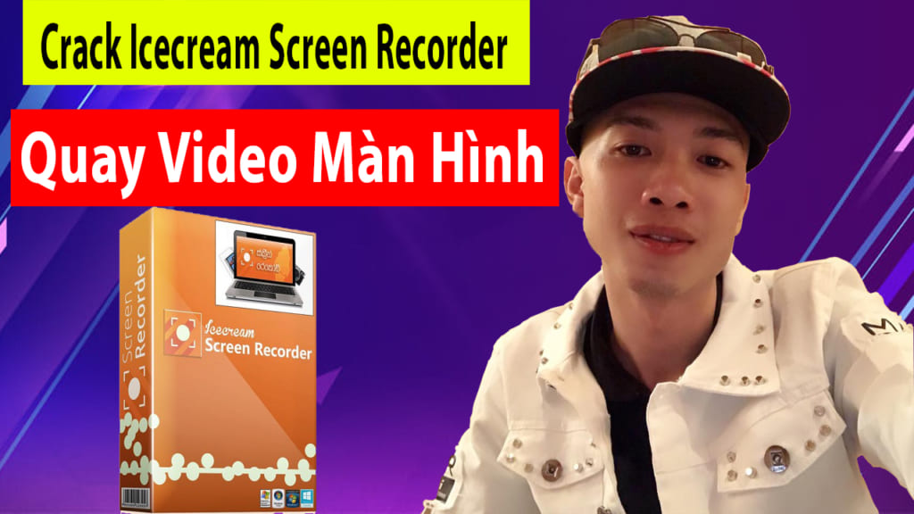 chúc anh em crack thành công Icecream Screen Recorder