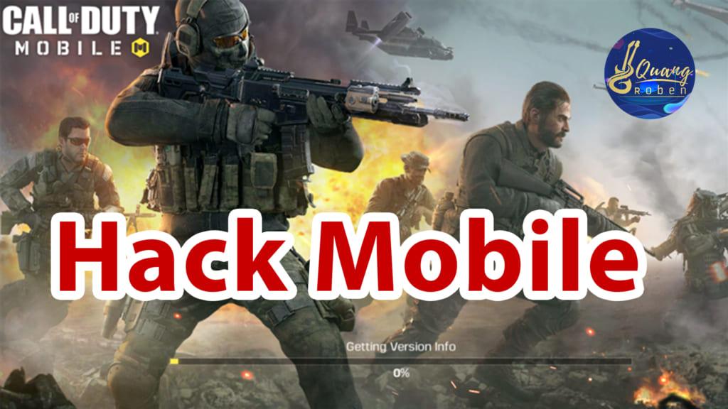 bản hack - crack call of duty trên điện thoại