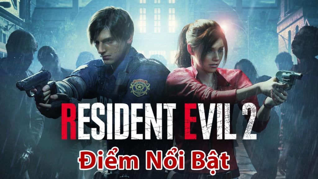 Điểm Nổi Bật Của Game Hack Resident Evil 2 Remake Full Crack Việt Hóa . Tất nhiền phải kể đến đầu tiên là bạn sẽ được hack việt hóa hoàn toàn rồi . Bạn không phải sử dụng tiếng anh trong trò chơi . Mà bạn hoàn toàn có thể thao tác Tiếng Việt một cách dễ dàng .