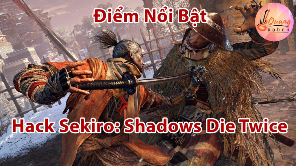 Điểm Nổi Bật Của Hack Sekiro: Shadows Die Twice Full Crack Việt Hóa .Phiên bản crack của Sekiro: Shadows Die Twice chắc chắn là lựa chọn hoàn hảo . Tất cả những người không muốn chi tiêu dù chỉ một xu . Những Người muốn nhận được lợi ích của trò chơi, mà không phải đối mặt với bất kỳ vấn đề nào.