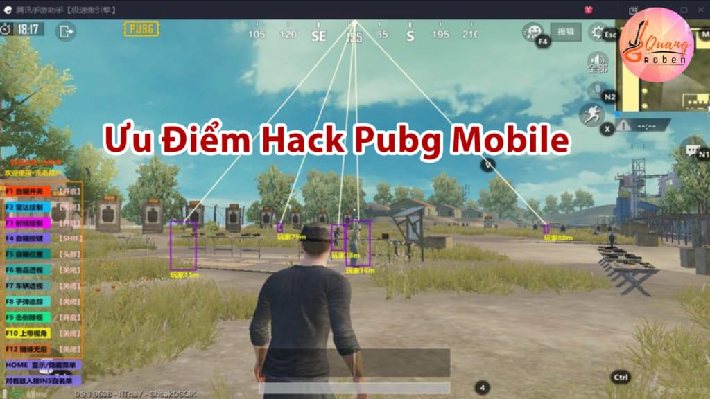 Bản hack Được ra mắt thời gian ngắn . Nhưng PUBG mobile hack mang đến trải nghiệm cũng như làn sóng dội thẳng niềm vui sướng nên các game thủ .