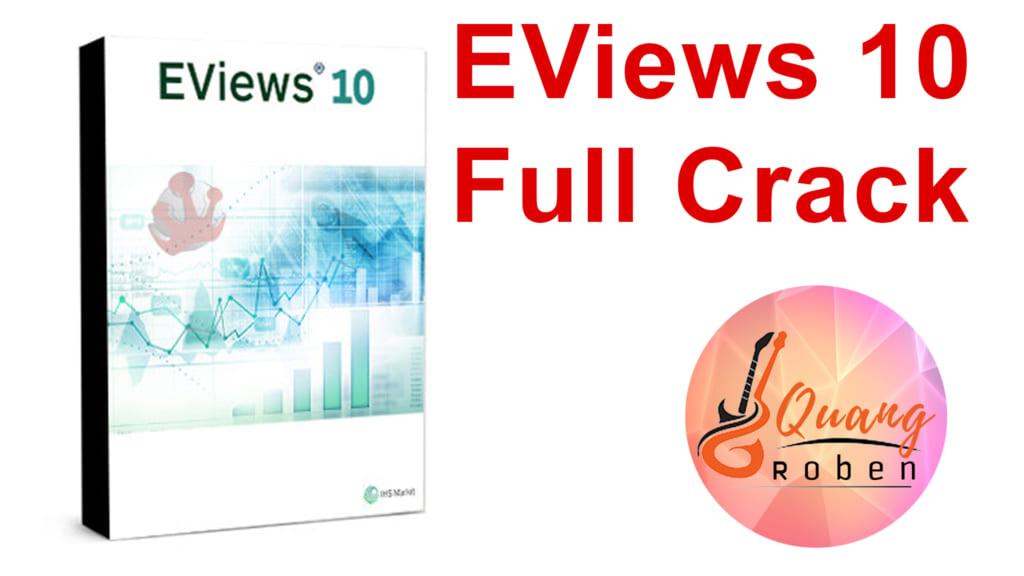 EViews 10 Full Crack thống kê tiên tiến về kinh tế . Phân tích thống kê các số liệu để dự báo kinh tế tăng trưởng của công ty, doanh nghiệp . Sinh viên, nhà kinh tế , học thuật ..v...vv có rất nhiều đối tượng cần đến phần mềm của mình để sử dụng trong công việc . Với lối giao diện được thiết sáng tạo và vô cùng dễ sử dụng . EViews 10 đã chiếm được khá nhiều tình cảm đối với người dùng . Các chức năng thường xuyên sử dụng là phân tích chéo, phân tích tài chính . Mổ xẻ dữ liệu doanh nghiệp của bạn đỉnh cao . Phân tích các chuỗi thời gian phát triển của công ty. Được nhà sản xuất cả tiến thêm rất nhiều tisnyh năng thú vị . Hỗ trợ cài đặt nhiều loại máy khác nhau .Công nghyê cơ sở dữ liệu quan niệm kết hợp nhiều chức năng . Kết cấu cùng ngôn ngữ lập trình hiển thị đúng chính xác đối tượng