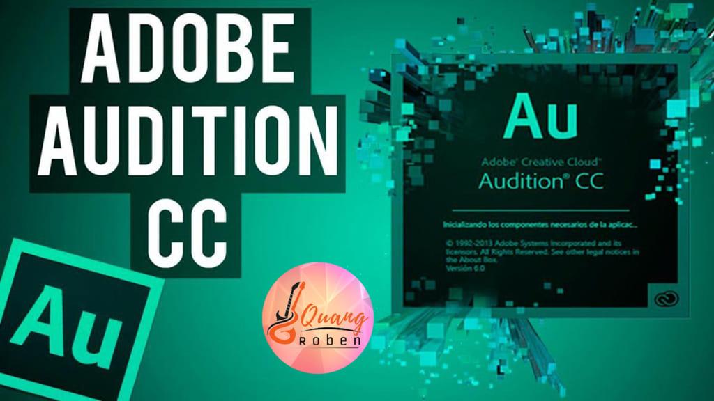 Adobe Audition CC Full Crack Mới Nhất 2020, là bản mới nhất có thể nói là chuyên gia về âm thanh cho bạn . Chỉnh sửa lọc tạp âm , cắt ghép âm thanh chuyên nghiệp nhất mà Đội Ngũ Quang Roben từng thấy . Phần mềm được nhà chuyên gia phần mềm Adobe cho ra đời . Với hàng triệu người sử dụng trên toàn thế giới Adobe Audition CC Full Crack Mới Nhất 2020 được giới chuyên gia đánh giá rất cao . Bởi tính chuyên nghiệp, giao diện dễ dàng sử dụng . Nhiều tính năng miễn phí, đầy đủ chức năng để bạn có thể thành chuyên gia âm thanh chuyên nghiệp . Adobe Audition CC Full Crack sẽ giúp cho những bản thu âm, hay bản nhạc của bạn ra đời. Trở nên có hồn sắc lôi cuốn người nghe . Đầy đủ pass cho giọng bạn trầm ấm hơn . Tạo các hiệu ứng âm thanh khiến người nghe không thể chối từ . Và còn rất nhiều tính năng khác mà Đội Ngũ Quang Roben sẽ phân tích cho bạn ở bài viết này nhé .