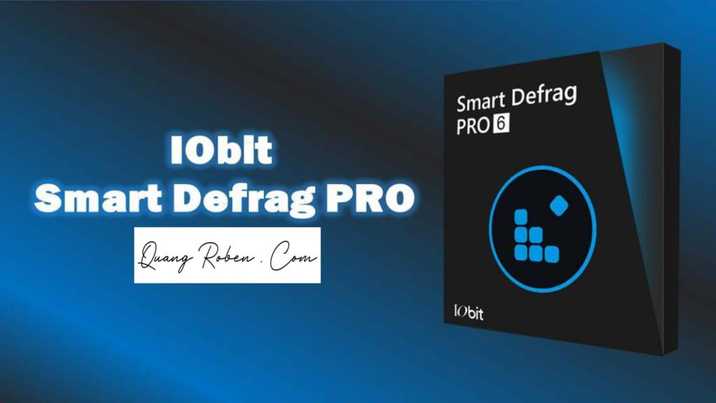 IObit Smart Defrag Pro là phần mềm được tích hợp nhiều tính năng . Tăng hiệu cho máy tính của bạn nhờ vào tính năng chống phân mảnh ổ đĩa . Có chức năng đố sẽ giúp cho bạn thao tác các công việc như xuất video, xuất các file được nhanh hơn . Cùng với đó máy tính của bạn sẽ khởi động nhanh hơn . Giúp bạn tiết kiệm thời gian đáng kể khi sử dụng IObit Smart Defrag Pro cho máy tính của mình . Những file rác hay các file khi bạn thao tác nó còn đọng lại, điều đó làm suy giảm chức năng máy tính của bạn . Phân mềm IObit Smart Defrag Pro sẽ tự động tối ưu các file rác đó . Ổ cứng của bạn bị phân mảnh ra, đó chính là nguyên nhân chính làm cho máy tính bạn chậm như Rùa  . Nếu bạn có một việc do Sếp giao, mà bạn phải gấp rút hoàn thành để giao nộp sếp vào sáng mai . Trong khi đó máy tính của bạn,  lại ì ra không nghe lời thì bạn nghĩ sao ? . Cả khi bạn dùng đến các động tác đơn giản thôi , mà máy tính của bạn cũng đã chậm rồi . Khi đó chính là lúc bạn cần đến IObit Smart Defrag Pro – phần mềm chống phân mảnh ổ cứng đó bạn ạ .