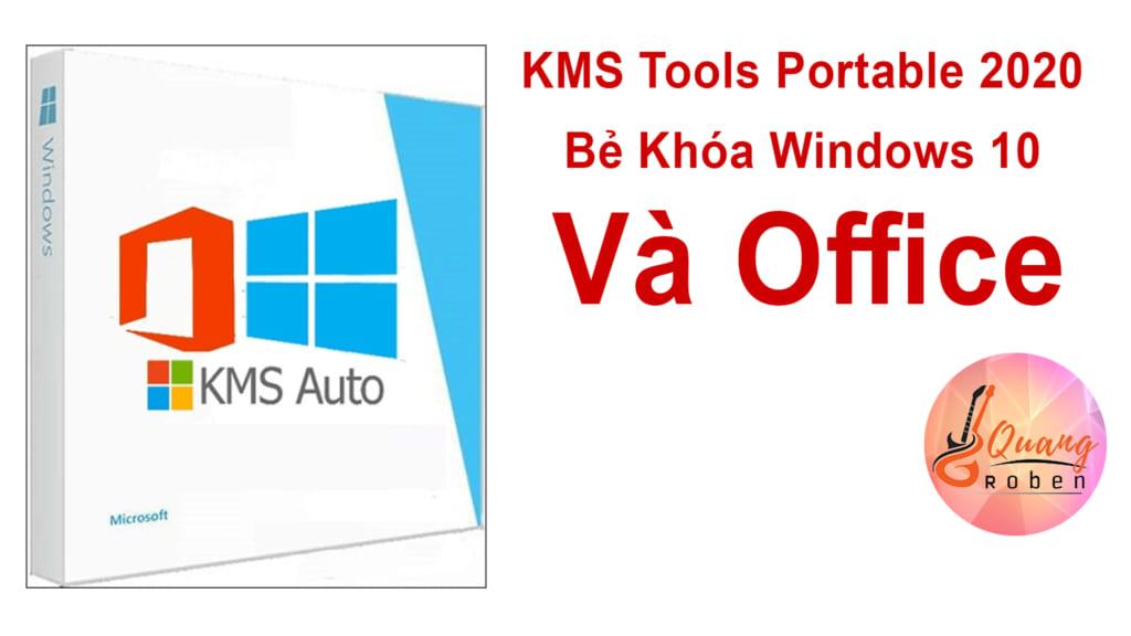 KMS Tools Portable 2020 – đây là phần mềm đa chức năng bẻ khóa Windows và Office được rất nhiều người sử dụng hiện nay . Đây là bản phần mềm được viết bởi một thành viên nổi tiếng Ratiborus . Công cụ được update liên tục thì bản Portable không thể thiếu . KMS Tools Portable 2020 giúp bạn nhanh chóng hơn mà không cần phải tải bản toolkit . Windows 10 đã cập nhật bản mới thì bản KMS Tools Portable 2020 cũng đã cập nhật để đáp ứng yêu cầu bẻ khóa của anh em cho ổn định hệ thống . Với yêu cầu cấu hình máy thấp , bạn hoàn toàn có thể tự tin khi tải phần mềm này về và sử dụng . Windows 10 ngày càng được nhiều người trên thế giới sử dụng cũng vì có bản KMS Tools Portable 2020  bẻ khóa supper này . Các tool kích hoạt Windows 10 ngày càng phổ biến . Nó tiết kiệm chi phí cả triệu đồng .