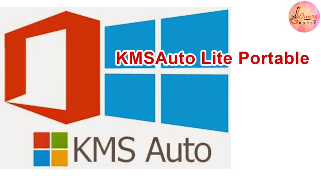 KMSAuto Lite Portable  là công cụ kích hoạt không cần internet . Bẻ khóa Windows và Office Tự Động một lần rất mạnh mẽ . Có thể bẻ khóa crack được tất cả các phiên bản VL và phiên bản RTM ở bất kỳ ngôn ngữ nào (cả 32 bit và 64 -bit). Ra đời bởi Ratiborus và Evgeny972 của Nga.  KMSAuto Lite Portable  có thể được coi là trình kích hoạt Windows & Office hiệu quả và tiên tiến nhất hiện nay . Tập trung nhiều tính năng kích hoạt . Nó có bước kích hoạt siêu dễ dàng với KMS Auto Net Portable Easy (một cú nhấp chuột) nhưng tốc độ nhanh hơn (khoảng 10 giây) . các chức năng mạnh mẽ và bổ sung trước Microsoft Toolkit (bộ chuyển đổi phiên bản Windows / Office thực tế tích hợp sẵn) nhưng chỉ bằng 1/10 kích thước tệp (chỉ 1,23 MB sau khi nén); cũng như chế độ kích hoạt dễ dàng và đáng tin cậy hơn KMSPico (không cần cài đặt hoặc .NET Framework).  Đối với các công cụ tích hợp khác (đối với hầu hết người dùng trung bình, tất cả người dùng đều có thể bỏ qua), bạn có thể sử dụng chúng để cài đặt khóa GVLK và định cấu hình lập lịch tác vụ kích hoạt lại, truy cập các công cụ quản trị phổ biến, thay đổi / chuyển đổi phiên bản HĐH của bạn (ví dụ: Windows 10 Pro -> Windows 8.1 Pro; Windows 8.1 Pro -> Windows 8.1 Enterprise) .