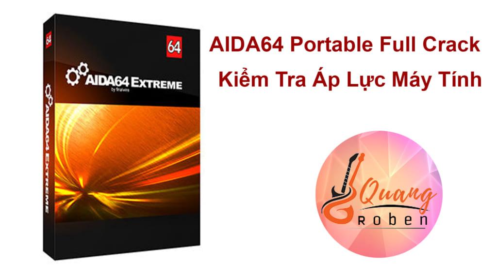 AIDA64 Portable giúp bạn giải tỏa những lo lắng mà các phần mềm khác đang gây ra áp lực nên máy tính của bạn . AIDA64 Portable được các chuyên gia đánh giá cao . Vì chức năng kiểm tra cảm biến nhiệt độ để đưa ra những cảnh báo phù hợp . Những phần mềm nào hoạt động quá tải là nó báo luôn . Phân tích các phần của máy tính . Phần mềm và phần cứng xem hoạt động như thế nào . Có các lỗi xảy ra với máy tính của bạn hay không . AIDA64 Portable còn giúp tăng tốc hệ thống của bạn để nó đạt được hiệu năng tối đa . Tình trạng RAM, CPU của bạn như thế nào nó đều hiển thị các thông số rất chi tiết . Cải thiện tốc độ đường truyền SSD và HDD .
